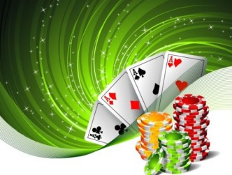 Vector Casino Poster Design Elements 03