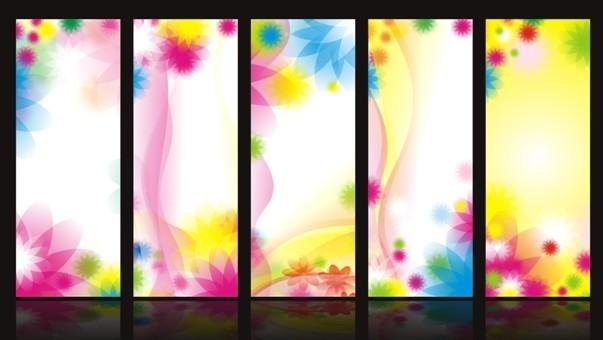 Free Fresh and Elegant Floral Banner Design Templates Vector - TitanUI