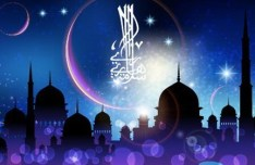 Vector Islamic Mosque Illustration 01