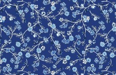 Vector Small Flower Pattern Background 06