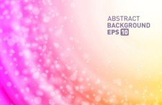 Vector Abstract Light and Halo Background 03