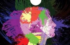 Abstract Paint Splash Vector Illustration 02