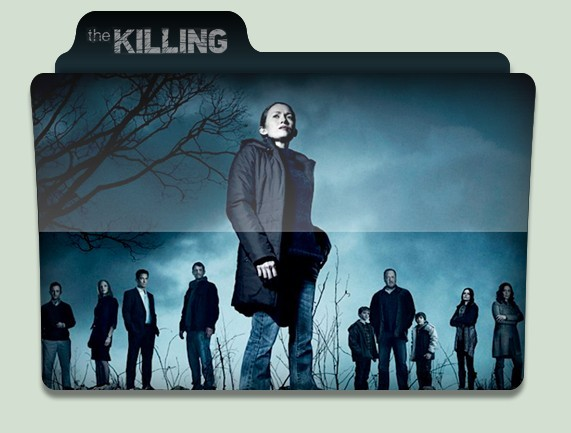 Free The Killing Tv Series Folder Psd Template Titanui