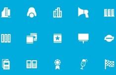 Window 8 Icon Sets Bundle Vector PSD