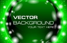 Bright Sphere Festive Background Vector 01