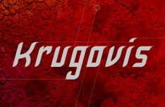 Free Font Krugovis