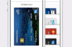 Clean Credit Card with White iPhone 5 PSD
