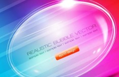 Bright Soap Bubbles Background Vector 02