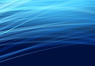 Blue Abstract Lines Background Vector