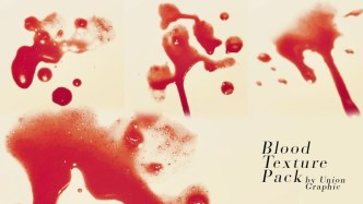 Blood Textures Pack