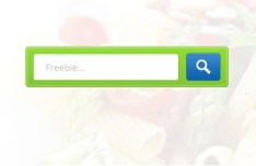 Green Search Form Interface PSD