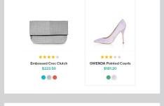 Stylish Flat Web UI Kit PSD