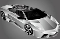 Vector Concept Sports Car