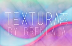 Bright Abstract Waves Texture PSD