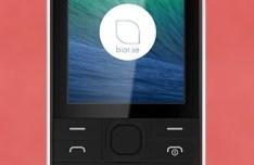 Nokia 208 Mockup PSD