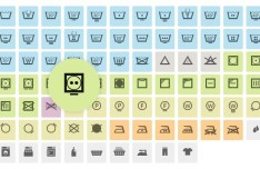 Wash Icon Set (Web Font)