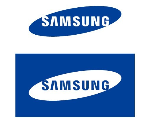 free simple samsung logo design vector titanui