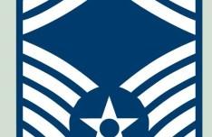 USAF E-8 Senior Master Sergeant