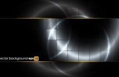 HI-Tech Abstract Digital Background Vector 03