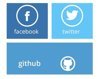 Metro Style Social Media Icons PSD