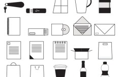 35+ Advertising Icons Vector