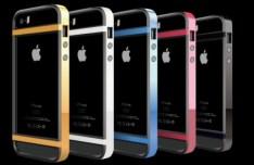 iPhone 5S 5C Case Templates Vector