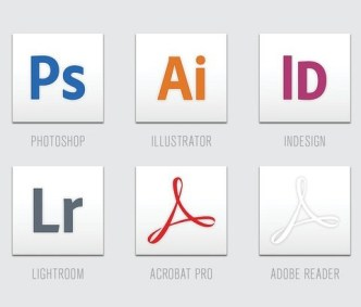 Adobe Creative Clean Icons Set
