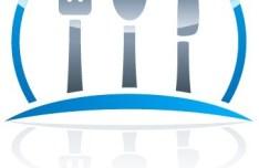Creative Restaurant Logo Design Vector 01
