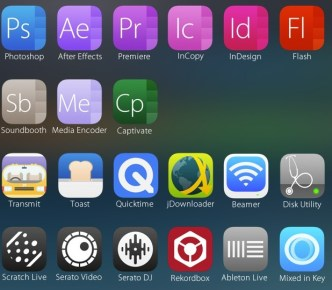 33 iOS 7 Styled Icons