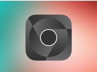 Google Chromium Icon Vector