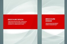 Creative Business Brochure Cover Design Vector 01