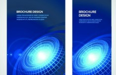 Creative Business Brochure Cover Design Vector 03