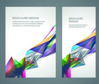 Creative Business Brochure Cover Design Vector 04