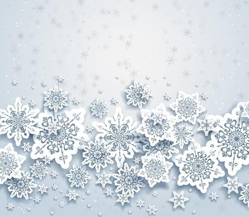Macro White Snowflake Android Wallpaper free download |White Snowflake Wallpaper