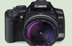 Camera Canon EOS 400D PSD