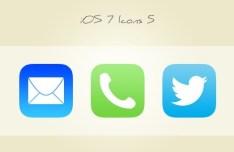 3 iOS 7 App Icons PSD Vol.2