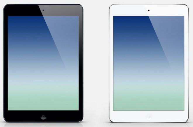 Customizable Black and White iPad Air Mockup PSD