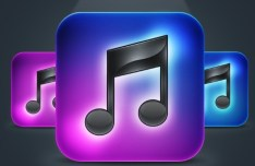 Colorful iTunes Icons
