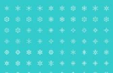 200+ Gorgeous Snowflake Icons