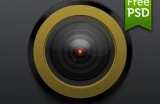 Spy Lens PSD