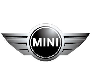 Silver Mini Cooper Logo Vector
