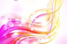 Vector Color Abstraction Background Vector 01