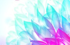 Vector Color Abstraction Background Vector 04