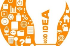 Creative Good Idea Light Bulb Design Vector