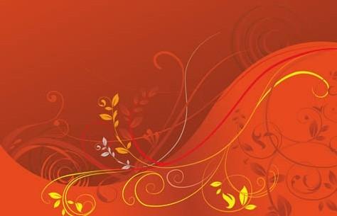 Vector Illustration Of Spring Flowers 01