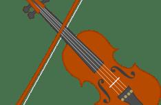 Violin Vector SVG