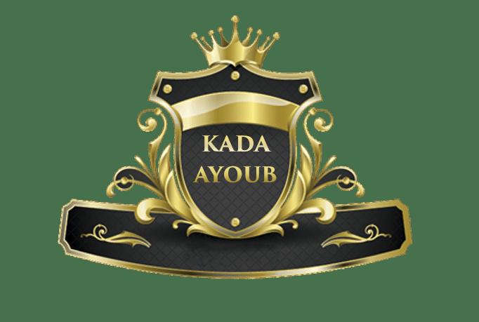 Golden Royal Label Logo Template PSD