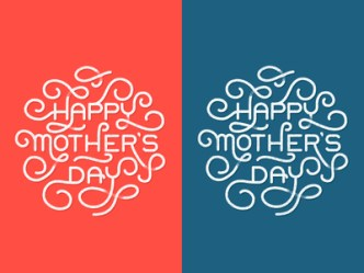 Happy Mother's Day Card Print PDF