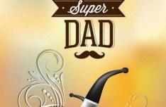 100 Percent Pure Super Daddy Vector
