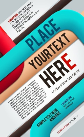 Colorful Business Concept Background Vector